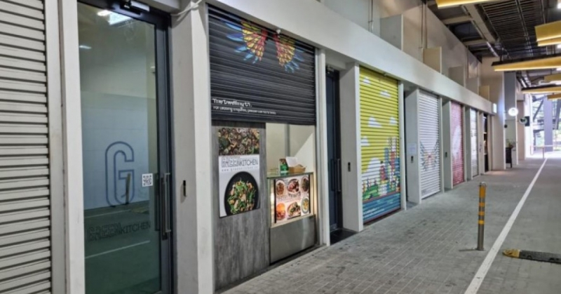10 ground floor F&B units at CT Hub 2 sold for $2,450 psf
